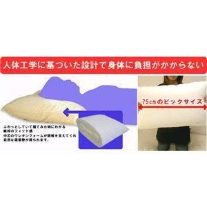 オルトリリー枕 人体工学に基づいた設計