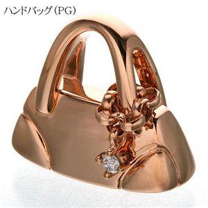 BLSR(ビーエルエスアール) hiroo tokyo K18PG ハンドバッグペンダントトップ H00002P18PD/RD/ハンドバッグ(PG)