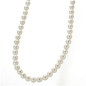 あこや真珠 8.5〜9mm珠 パールネックレス&パールピアス セット(鑑別カード付き)