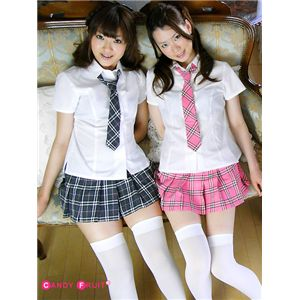 【全部セット♪】キャンディハイスクール制服(ピンク)
