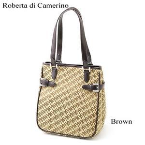 Roberta di Camerino トートバッグ R-17 121050 BROWN