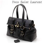 Yves Saint Laurent レザーバッグ 160285 C6D0G ブラック