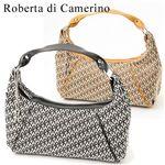 Roberta di Camerino ショルダーバッグ R2805 Brown