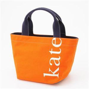 Kate  Spade(ケイトスぺイド) キャンバストート wkru0587 オレンジ