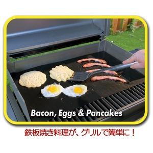 鉄板焼き料理がグリルで簡単に!