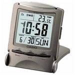 CASIO(カシオ) 温度計付きアナログトラベルクロック PQ-50J-8