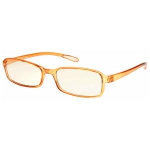 スイートアイ メラニンレンズ 度付きPC眼鏡 SE01 Apricot アプリコット +1.50