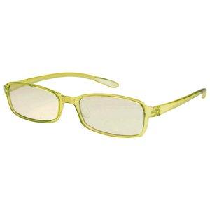 スイートアイ メラニンレンズ 度付きPC眼鏡 SE01 Olive オリーブ +1.00