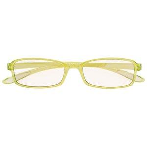 スイートアイ PC眼鏡 クリアレンズ AR-SE01 OLIV オリーブ イエロー