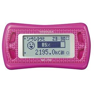 YAMASA(山佐時計計器株式会社) 3Dセンサー・気圧センサー搭載 活動量計 MC-700 ピンク