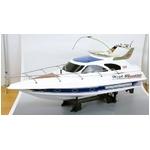 ラジコン クルーザータイプ(船)High Speed280 ホワイト