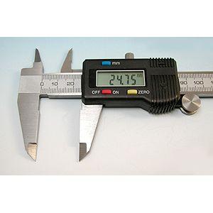 デジタル式ノギス 150mm