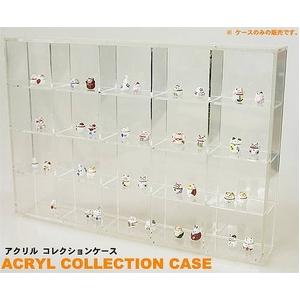 アクセ・食玩・ミニカー用 アクリル製コレクションケース
