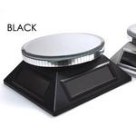 ソーラーミラーターンテーブル ブラック