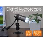 USBデジタルマイクロスコープ(顕微鏡)