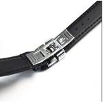 【3本セット】腕時計用パーツ バタフライバックル 【レディース12mm】