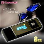 Transcend MP3プレーヤー T.sonic 320 8GB