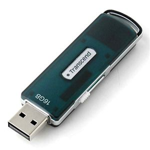 Transcend USBメモリーV10 16GB