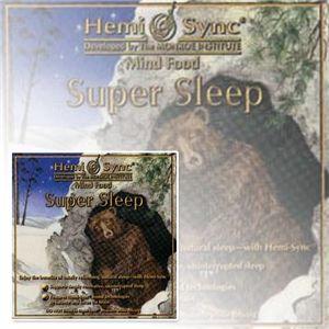 ヘミシンクCD 『SUPER SLEEP』