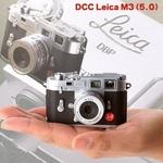 往年の名機ライカM3をミニチュアサイズで再現☆DCC Leica(ライカ) M3(5.0)