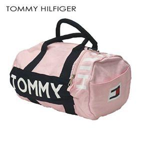 TOMMY HILFIGER ミニボストン ピンク