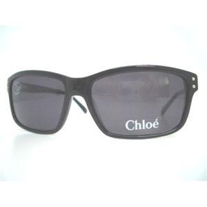 Chloe(クロエ) サングラス  CL2176-C01/《C》ブラック×ブラック