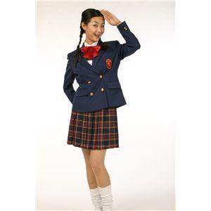【コスプレ】 女学院 紺 L 4562135682859