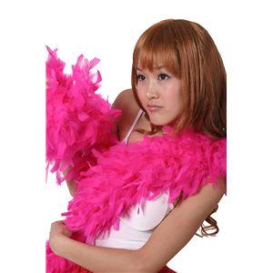 羽ショール/コスプレ衣装 【ライトグリーン】 長さ180cm 〔イベント パーティー〕