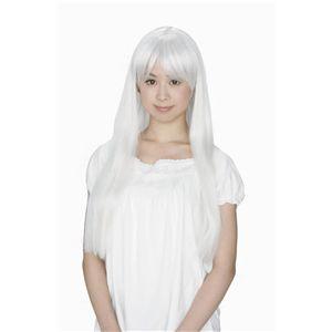 ☆女性・女装用コスプレ・ウィッグ!candyシリーズ クールシルバーロング