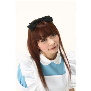 【コスプレ】 Alice'sリボンカチューシャ 黒 4571142457404