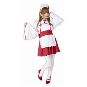 【コスプレ】 巫女メイド 4560320822080