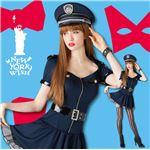 【コスプレ】 New York Wish(ニューヨークウィッシュ) コスプレ ワンピースポリス Sサイズ NYW_1502 4560320840442
