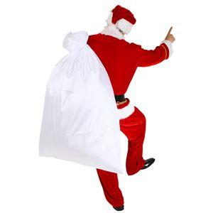 【クリスマスコスプレ 衣装】サンタ袋特大