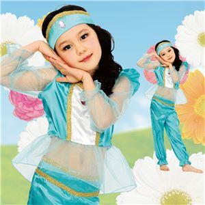 【ハロウィンコスプレ】キッズ アラビアンプリンセス 120 (子供用)