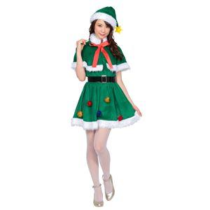 【クリスマスコスプレ 衣装】 ホーリーナイトツリー