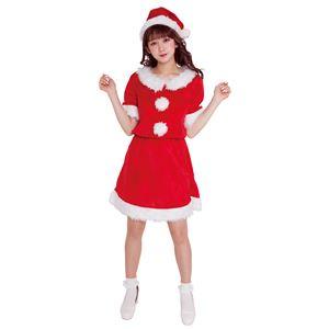 【クリスマスコスプレ 衣装】 コンフォートサンタ