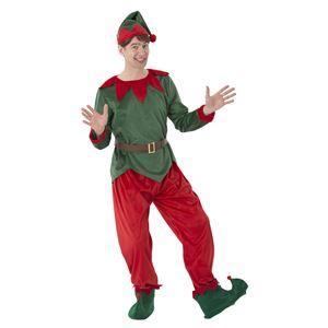【クリスマスコスプレ 衣装】 エルフトントゥ メンズ