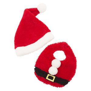 【クリスマスコスプレ 衣装】 サンタスタイセット