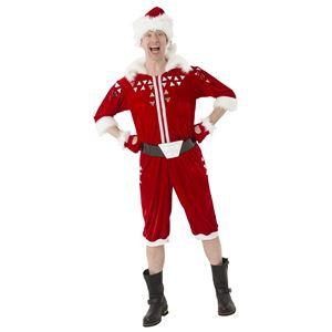 【クリスマスコスプレ 衣装】 マジサンタ ブロークンミラーサンタ