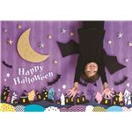 フォトポスター イエスタ Halloween 逆さコウモリ