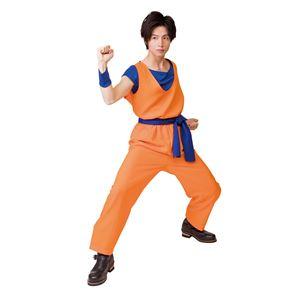【コスプレ】なり研 オレンジ道着