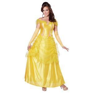 コスプレ衣装/コスチューム California Costumes Classic Beauty 【ドレス・グローブ】