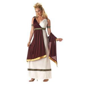 コスプレ衣装/コスチューム California Costumes Roman Empress 【ドレス・メダル・アームバンド】