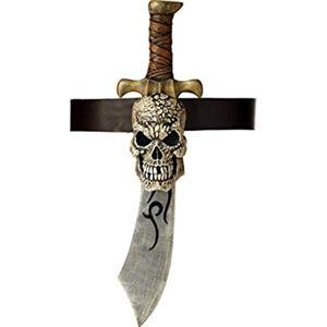 コスプレ衣装/コスチューム California Costumes Pirate Sword with Skull 【ソード・さや付きベルト】
