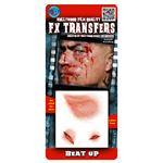コスプレ衣装/コスチューム Tinsley Transfers Beat Up 装飾メイクシール