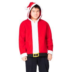 【クリスマスコスプレ/コスプレ衣装】 XM サンタパーカー