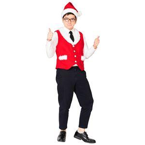 【クリスマスコスプレ/コスプレ衣装】 XM サンタベストセット