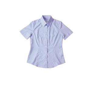 半袖シャツ(ブルー) L