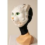 【在庫処分】アニマルプラマスク「ネコ」