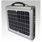 ソーラー式ポータブル発電機 PETC-FDXT‐10W